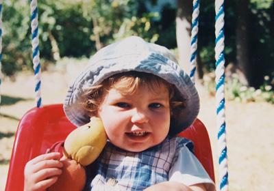 Baby Brendan